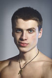 Handsome Guy Portrait Stock Images