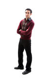 Handsome guy standing Royalty Free Stock Image