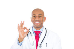 Handsome health care professional or doctor or nurse Stock Photography
