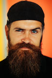 Handsome hipster man Royalty Free Stock Images