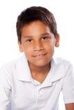 Handsome hispanic boy Royalty Free Stock Image