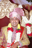 Handsome Indian Groom Royalty Free Stock Image