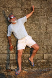 Handsome Indian Senior Stock Photos