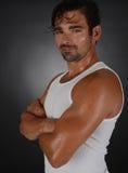 Handsome Italian Man Royalty Free Stock Photography
