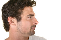 Handsome Italian Man Royalty Free Stock Photo