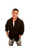 Handsome Latino Man Stock Photography