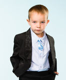 Handsome little boy Royalty Free Stock Photo