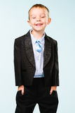 Handsome little boy Royalty Free Stock Images