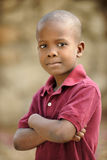 Handsome Little Haitian Boy Royalty Free Stock Photography