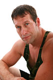 Handsome Male Model Portrait Royalty Free Stock Photo