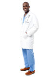 Handsome male physician Royalty Free Stock Image