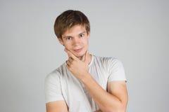 handsome man Στοκ εικόνες με δικαίωμα ελεύθερης χρήσης