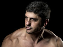 Handsome man body Stock Photography
