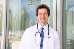 Handsome Man Doctor Royalty Free Stock Image
