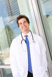Handsome Man Doctor Stock Image