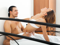 man and woman sexing naked