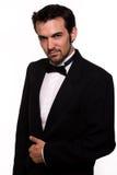 Handsome Man In Tuxedo Stock Image