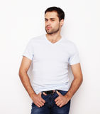 Handsome man Royalty Free Stock Photography