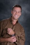 Handsome Man Portrait Stock Photography