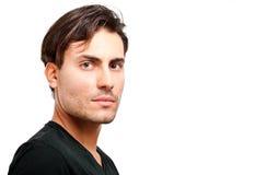 Handsome man portrait Stock Image