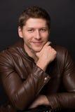 Handsome man portrait Stock Photo