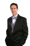 Handsome Man In Tuxedo Royalty Free Stock Images