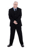 Handsome mature business man standing Royalty Free Stock Photo