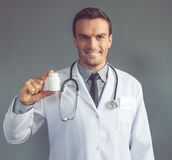 Handsome Medical Doctor Stock Photos