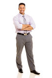 Handsome mid age businessman Royalty Free Stock Photo