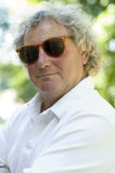 Handsome middle age man portrait Stock Photography