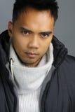 Handsome model filipino Royalty Free Stock Photos