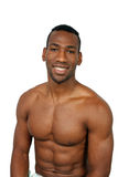 Handsome Muscular Black Man (1) Stock Photography