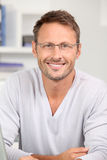 Handsome smiling man Royalty Free Stock Photo
