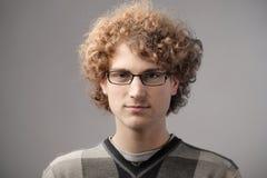Handsome student Stock Photos
