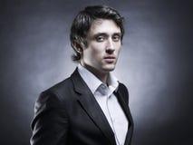 Handsome stylish man Stock Image