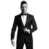 Handsome stylish man Royalty Free Stock Photography