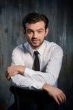 Handsome stylish man Royalty Free Stock Photos