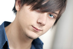 Handsome Teenager Royalty Free Stock Image