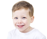 Handsome toddler Stock Image