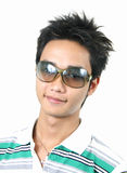 Handsome young asian guy 9 Stock Photos