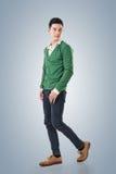 Handsome young Asian man Stock Photos