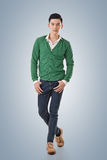 Handsome young Asian man Royalty Free Stock Images