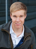 Handsome young blond man Royalty Free Stock Photo