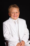 A Handsome Young Boy Royalty Free Stock Images