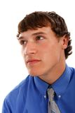 Handsome Young Businessman Portrait Royalty Free Stock Images
