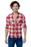 Handsome young cool dude Stock Images