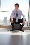 Handsome Young Male Executive Stock Photos
