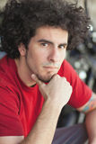 Handsome Young Man Stock Photography