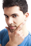 Handsome young man Royalty Free Stock Photo