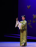 "Handsome young man-Kunqu Opera ""the West Chamber"" Royalty Free Stock Photo"